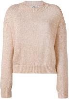 Forte Forte knitted sweater - women - Linen/Flax/Polyamide/Wool/Alpaca - 0