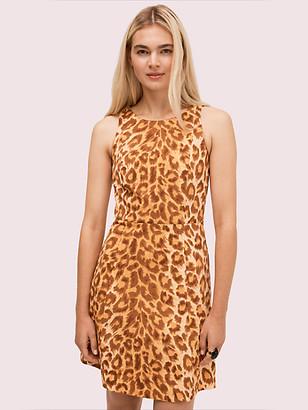 Kate Spade Panthera Ponte Dress