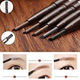 KeyZone Waterproof Drawing Eye Brow Eyebrow Pencil No.3 Brown