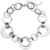 Topshop Women's Circle Link Collar Necklace