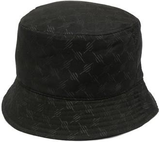 Daily Paper Monogram Bucket Hat