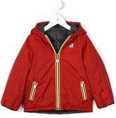 K Way Kids - reversible padded jacket - kids - Polyamide/Duck Feathers - 8 yrs