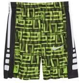 Nike Elite Dry AOP Stripe Shorts