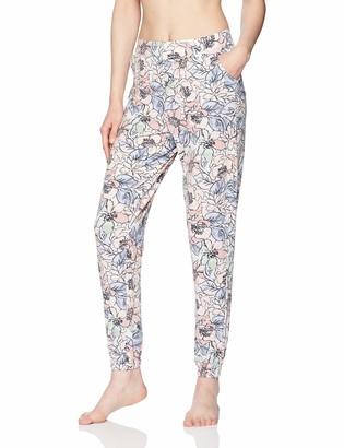 Skiny Women's Nostalgic Summer Sleep Hose Lang Pyjama Bottoms