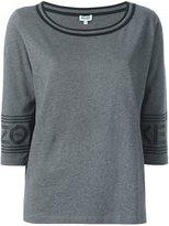 Kenzo scoop neck T-shirt