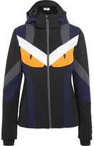 Fendi Leather-trimmed Padded Ski Jacket - IT40