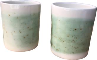STTOKE Reusable Coffee Cup, Ivory Chai