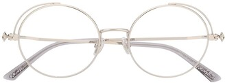 Jimmy Choo Double-Layered Stainless Steel Glasses