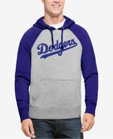 '47 Men's Los Angeles Dodgers Sport Raglan Hoodie