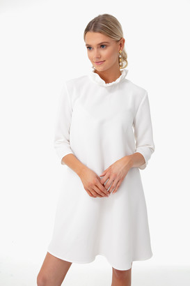 Pomander Place White Daphne Dress