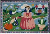 Fun Rugs Olive Kids Happily Ever After Rug - 19'' x 29''