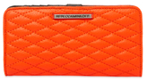 Rebecca Minkoff Quilted Leather Sophie Snap Wallet