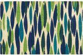 Waverly Greetings Bits 'n' Pieces Geometric Coir Doormat
