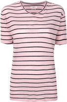 Etoile Isabel Marant striped T-shirt
