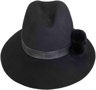 Yosuzi Black Fur Hats
