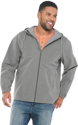 Sonoma Goods For Life Men's Hooded Windbreaker Jacket