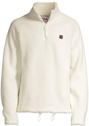 Fila Polar Fleece Quarter-Zip Pullover