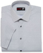 Jf J.Ferrar JF Stretch Slim Fit Short Sleeve Dress Shirt