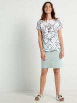 White Stuff Clove denim skirt