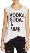 Chaser Vodka Graphic Tank - 100% Exclusive