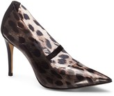 Vince Camuto Anessta Clear Printed Pump
