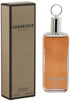 Karl Lagerfeld Lagerfeld Cologne by for Men. Aftershave 4.2 Oz / 125 Ml.