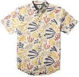 VISSLA Oasis Short Sleeve Woven Shirt