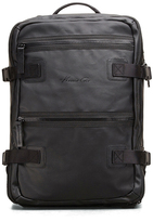 Kenneth Cole Coated Twill Convertible Duffle