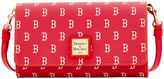 Dooney & Bourke MLB Red Sox Daphne Crossbody Wallet