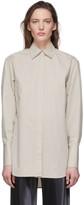 The Row Grey Cody Shirt