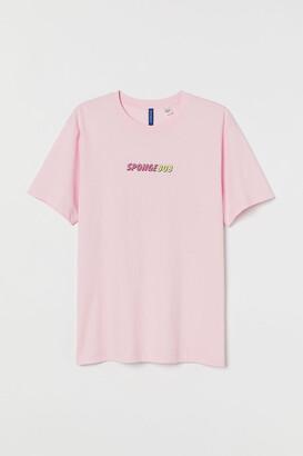H&M Printed Graphic T-shirt