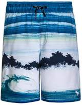 Abercrombie & Fitch CORE Swimming shorts dark blue