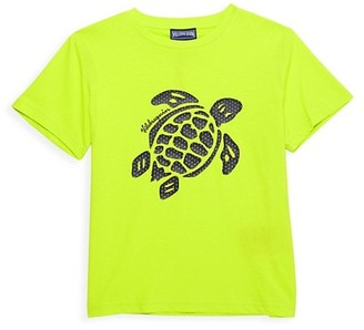 Vilebrequin Little Boy's & Boy's Turtle-Print T-Shirt