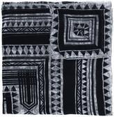 Yigal Azrouel 'Tribal Maze' scarf