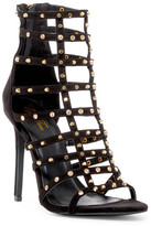 Liliana Barbara Studded Caged Sandal