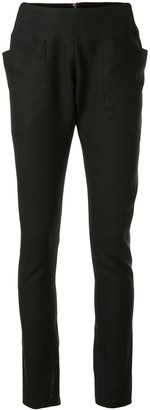 Sulvam Slim-Leg Trousers
