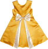 Hucklebones Bow detailed shift dress 4-10 years