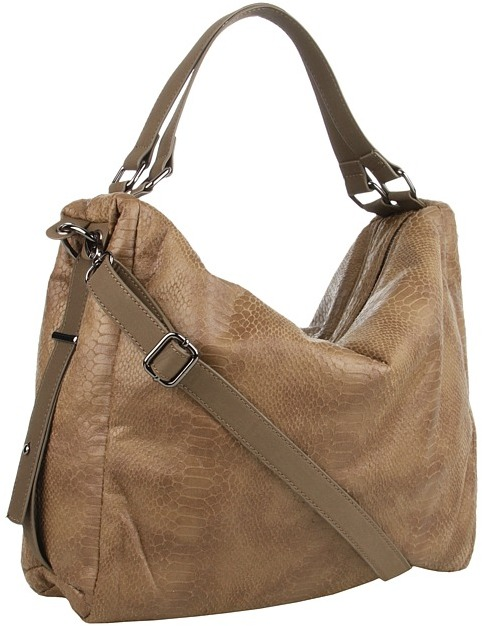 BCBGMAXAZRIA BCBGeneration - Brie Convertible Hobo (Ochre) - Bags and Luggage