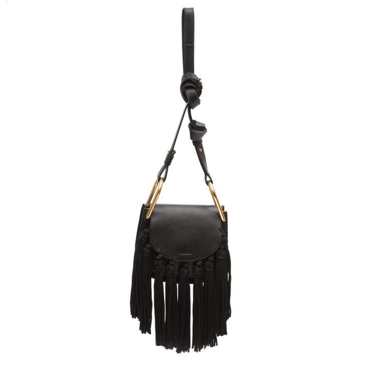 Chloé Hudson leather crossbody bag