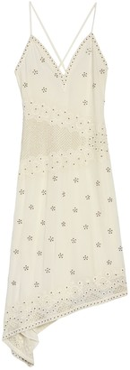 Ramy Brook Layna Eyelet High/Low Dress