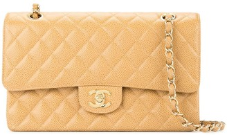 Chanel Pre-Owned 2003-2004 double flap shoulder bag