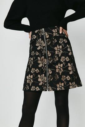 Coast Lace Mini Skirt