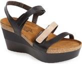 Naot Footwear 'Canaan' Wedge Sandal (Women)