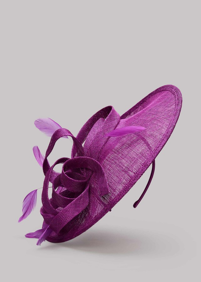 Thumbnail for your product : Phase Eight Roseville Twist Disc Fascinator