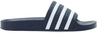 adidas Adilette Striped Slide Sandals