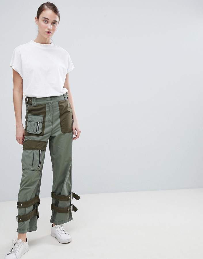 af94786b4552 Asos Green Trousers For Women - ShopStyle Australia