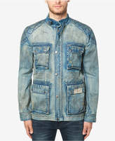 Buffalo David Bitton Men's Jistanzi Vintage Denim Jacket