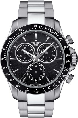 Tissot V8 Chronograph Bracelet Watch, 42.5mm