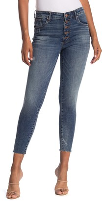 STS Blue Ellie High Rise Button Fly Jeans