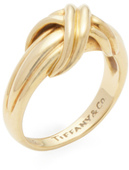 Tiffany & Co. Vintage 18K Yellow Gold Ring